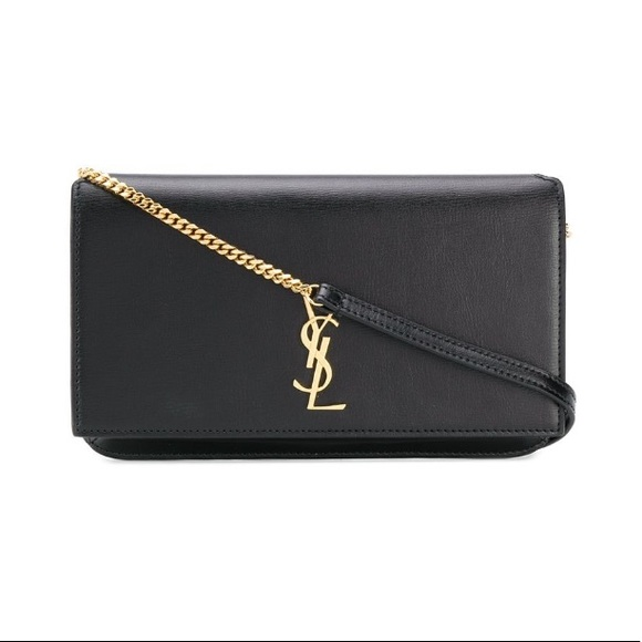 COPY - Yves Saint Laurent Monogram Phone Holder B…
